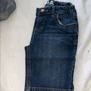 Girls P.S. From Aeropostale Blue Jean Shorts